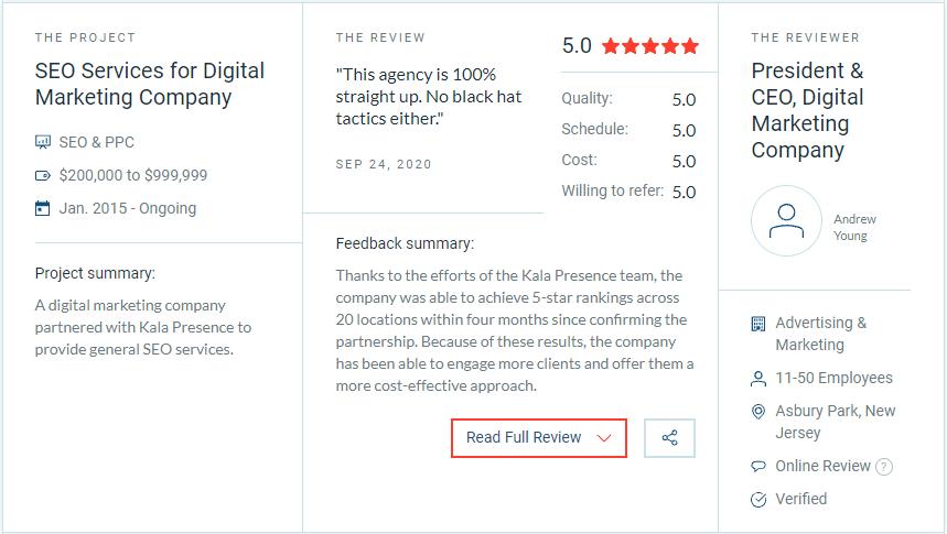 digital marketing agency best